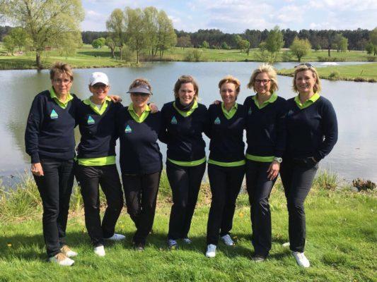 Bild Damenmannschaft 2017