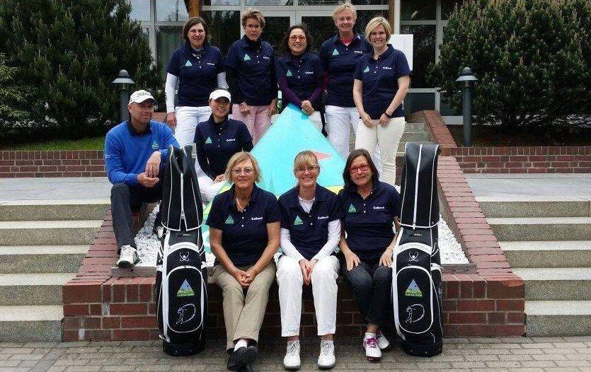 Bild Damenmannschaft 2015
