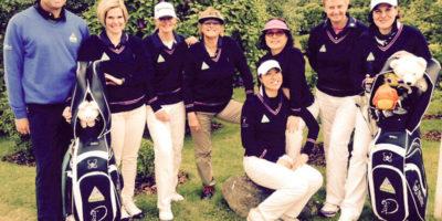 5 Jahre GOLFINO und die Kalliner Damenmannschaft