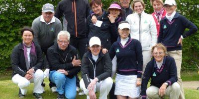 Bild Damenmannschaft