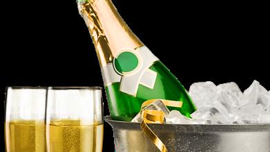 Bild Champagner
