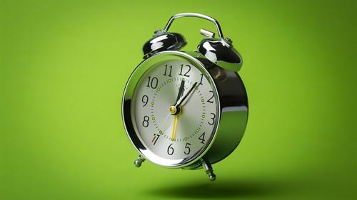 Bild Uhr Zeitumstellung