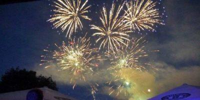 Bild Feuerwerk