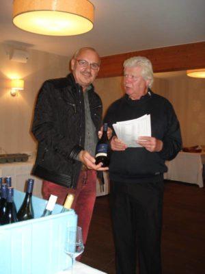Bild Manfred Hofmann vom Weingut Elfenhof
