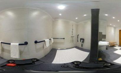 Bild Dusche Toilette