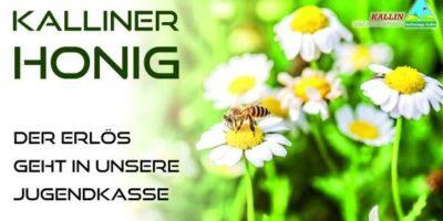 Wieder da: Unser Kalliner Honig!