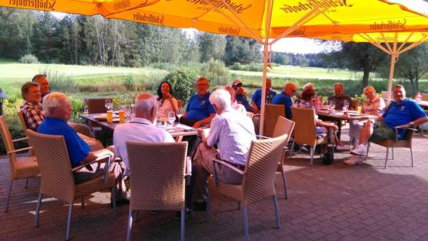 Bild Freundschaftsturnier Senioren mit dem GC MagdeburgFreundschaftsturnier Senioren mit dem GC Magdeburg