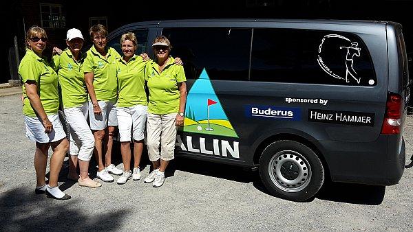 BIld Regionalliga Damen AK 50 Team