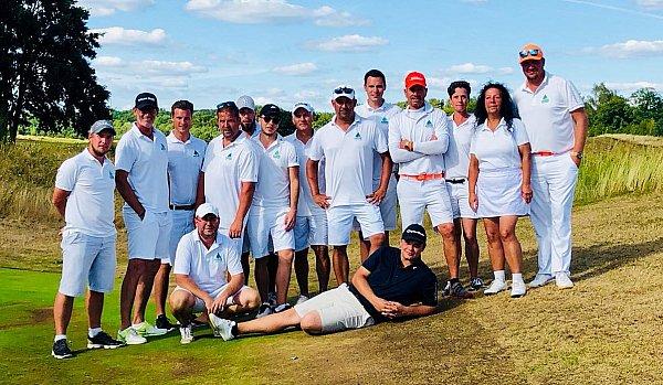 Bild Herrenmannschaft 2018