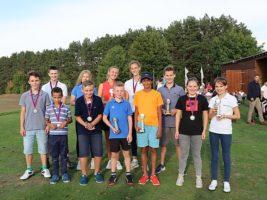 BIld Sieger Jugend-Clubmeister B 2018