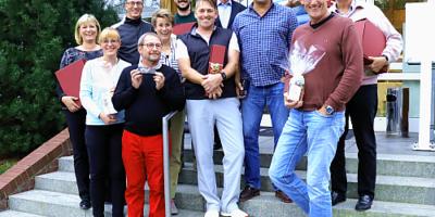 Bild Sieger Turnier der Sieger 2018