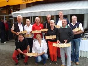 Pilz-Turnier der Senioren 2018